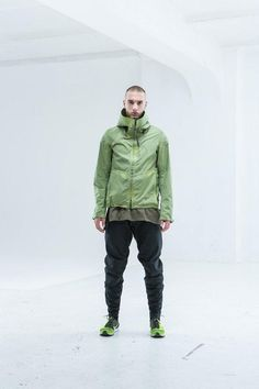 Acronym collaborates with Nemen for Spring/Summer 2015 capsule collection