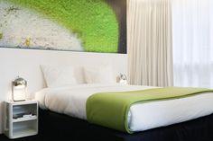 hoteis 27-Pantone Hotel, em Bruxelas