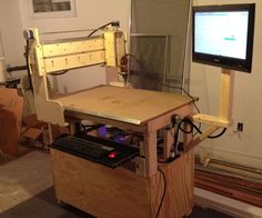 Raspberry Pi CNC Machine
