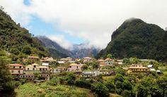 Santana, na Ilha da Madeira, Portugal.  Fotografia: http://www.1zoom.me