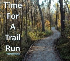 Time for a Trail Run:  Great fall activity! #GetOutdoors #Playcleango  Remember to brush off mud and seeds before entering and upon leaving the trails to help prevent the spread of invasive species.