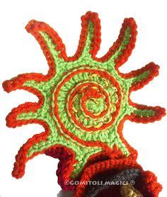 298 Beste Afbeeldingen Van Free Form Haken Freeform Crochet Irish