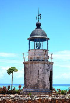 Ile Aux Nattes Island - Madagascar #Lighthouse - http://dennisharper.lnf.com/