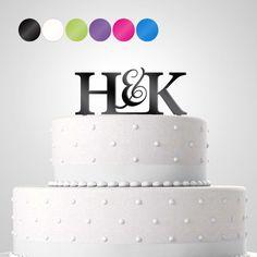 Cake Topper - Tortenfigur 'Annika' personalisiert von in due Der Hochzeitsshop auf DaWanda.com