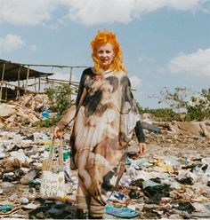 Vivienne Westwood - Ethical Fashion Africa