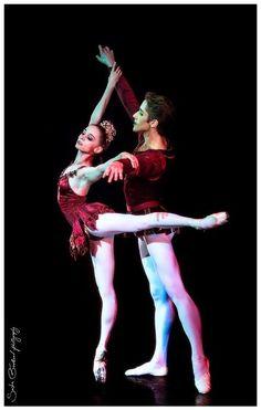 Maria Kochetkova, San Francisco Ballet Andrei Merkuriev, Bolshoi Ballet