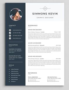 Show the recruiters that you keep up with the latest trends by using our modern cv template. It is always easy  to complete. Save effort. If you are not satisfied with the arrangement, you can modify it to best suit your specific.  #cvtemplate #SimpleResume #job #jobsearchtips #basicresume #interview #resumetemplate #jobsearch #ProfessionalResume #career Best Resume Format, Resume Layout, Resume Cv, Resume Photo, Good Resume, Resume Format Free Download, Cv Templates Free Download, Visual Resume, Resume Words