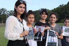 Yazidi refugees urge Australia to help save their minority community The Gathering, Rally, Australia, Community