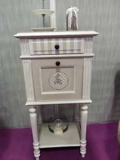 1000 ideas about chevet on pinterest bedside cabinet for Decoration chic et charme