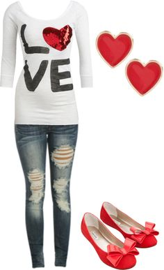 """love"" by karlibugg on Polyvore"