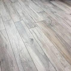 New Grey Wood Tile Bedroom 21 Ideas Ceramic Wood Tile Floor, Wood Effect Floor Tiles, Grey Wood Tile, Faux Wood Tiles, Grey Wood Floors, Wood Tile Floors, Grey Flooring, Hardwood Floors, Floor Grout