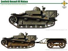 Military Photos, Military Art, Engin, Ww2 Tanks, Armored Vehicles, Motor Car, Romania, Military Vehicles, Wwii