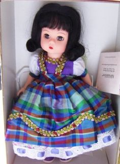 Madame Alexander Beth from Little Women Collection. Hard to find and now available at Amazon.com.