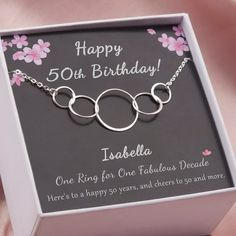 50th Birthday Gifts For Woman, Happy 90th Birthday, Fifty Birthday, Happy 50th, Birthday Presents, Thing 1, Gifts For Mom, Grandma Gifts, Customized Gifts