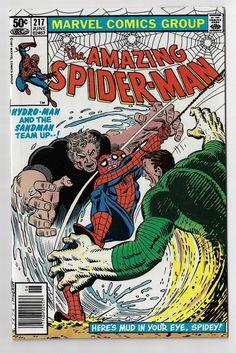 Amazing Spider-man 217 VF Marvel Comics 1981 Romita Jr art Hydro: $0.99 (0 Bids) End Date: Saturday Apr-14-2018 8:13:01 PDT Bid now | Add…
