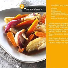 Le verdure glassate, la nostra seconda ricetta per uno sfizioso menù di Pasqua!