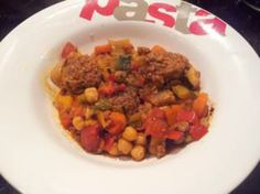 ° Couscous Express IG bas/moyen - Beauté & Bio By Coco Couscous, Chana Masala, Dog Food Recipes, Beef, Chicken, Ethnic Recipes, Recipes, Meat, Dog Recipes