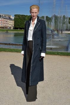 Style Crush: Tilda Swinton – zwischen britischem Dandy und mystischem Fabelwesen