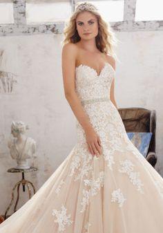 Mackenzie Wedding Dress   Morilee