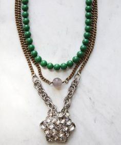 Sheer Addiction Jewelry - Koen