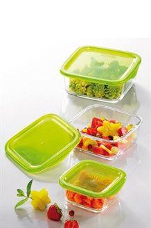 Caixa de conservação vidro Keep'n box - 1,97 l