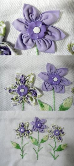 , Diy Flowers, Fabric Flowers, Napkins, Bee, Room Decor, Quilts, Bath Room, Pillows, Sewing
