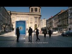 Calling Brussels: A Clever Campaign To Help Ease Travelers' Minds - Zephyr Adventures Guerilla Marketing, Viral Marketing, Online Campaign, Awareness Campaign, Information Center, Guerrilla, Experiential, Ad Design, What Is Life About