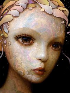 'Untamed Thoughts' -- Naoto Hattori, Japanese Artist