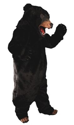 Bear costume for adults — 6