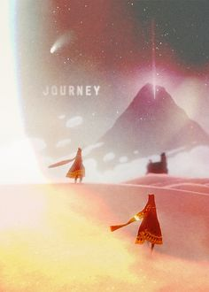 Journey - Beautiful game.