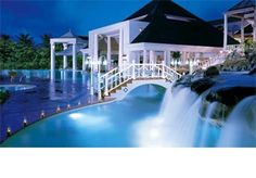 Sandals Regency La Toc Golf Resort and Spa in St. Lucia...I think we might have a winner