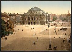 [Royal Theatre, Copenhagen, Denmark] (LOC) by The Library of Congress, via Flickr