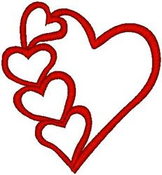 hearts, hearts and more hearts, the language of love http://www.destinationweddings.travel/ with PJ
