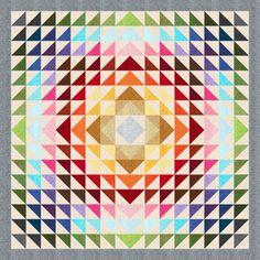 Rolling Meadows Free Pattern: Robert Kaufman Fabric Company