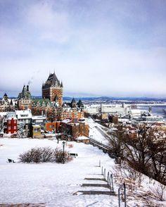 3 dias en Quebec City!