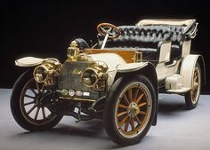 1904 Mercedes-Simplex 28/32 PS Tourenwagen, 1904.