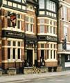 Horn in Hand, Goldsmith Street, Nottingham, 1998 Was formerly the Spread Eagle.