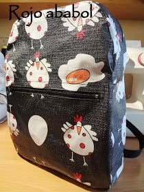 costura, manualidades y muchas ideas Boss Me, Backpack Pattern, Sewing Projects, Lunch Box, Backpacks, Quilts, Children, Bags, Ideas