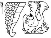 children activities, more than 2000 coloring pages New Year's Crafts, Holiday Crafts, Diy And Crafts, Crafts For Kids, Craft Activities, Preschool Crafts, Projects For Kids, Art Projects, Chinese New Year Crafts