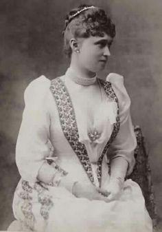 "Princess Irene of Hesse (Darmstadt) and By Rhine,Princess of Prussia. ""AL"""