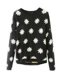 Long Sleeves Heronsbill Sweater