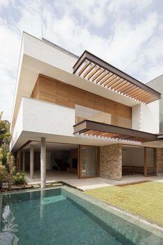 Galeria de Residência Ibirapuera / Vasco Lopes Arquitetura - 1