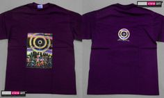 """""""Eclipse Over Stonehenge"""" UV-Blacklight Fluorescent & Glow-In-The-Dark Psychedelic Art Mens T-shirt in Purple, $33 in Tripleview Art eBay Store _____________________________ #psychedelic #psy #trance #psytrance #goatrance #rave #trippy #hippie #esoteric #mystic #spiritual #visionary #symbolism #UV #blacklight #fluorescent #fluoro #fluo #neon #glow #glowinthedark #phosphorescent #luminescent #art #tshirt #stonehenge #eclipse #rainbow #elves #goblins #party www.TripleviewArt.com"""