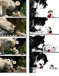 Bichos x Anime