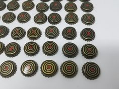 100 Magic Hat 21 Brewing Company Beer Bottle Caps Craft Crowns Mystery Message #MagicHat21