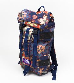 THE NORTH FACE PURPLE LABEL Kilim Print Klettersac - sigh!