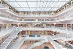 Large Scale: Creative Architecture Photography by Nick Frank #inspiration #photography