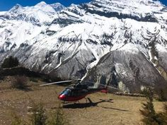 Annapurna Base Camp Helicopter Tour Altitude Sickness, Helicopter Tour, Mountain View, Aerial View, Beautiful Landscapes, Nepal, Bucket, Skyline, Base