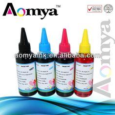 For HP 21 22 UV resistant 4 color Dye Based ink printing Ink for HP 2149 2180 3747 3748 3900 3910 printer Water based