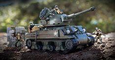 Call of Duty - Legends: Battle Tank | Mega Bloks - Collectors